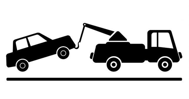 Gépjárművek elszállítása